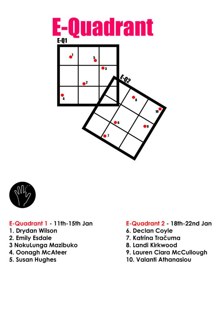 Visit our Fine Art MFA interim show digital collaboration with Catalyst Arts
